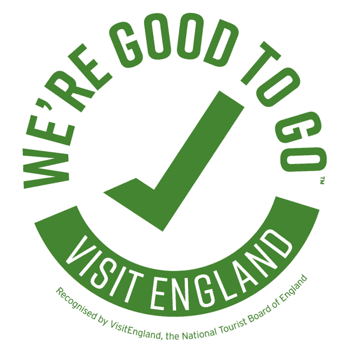 Penwyth House is recognised by VisitEngland's Good to Go Scheme