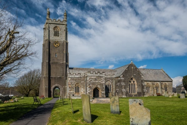 The history of St Columb Minor and Porth Newquay