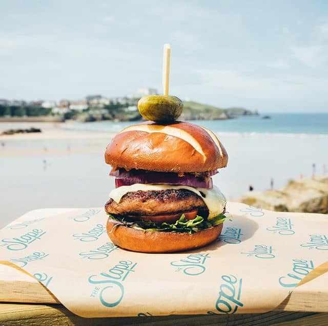 Places to eat and drink in Newquay, recommended by Penwyth House Newquay Bed and Breakfast